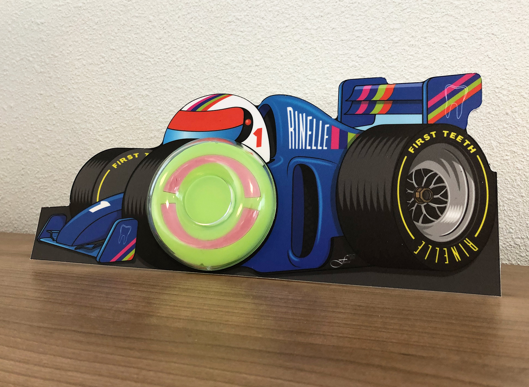 tandendoosje-raceauto